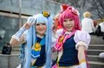 Cosplay - habillées comme un personnage de manga