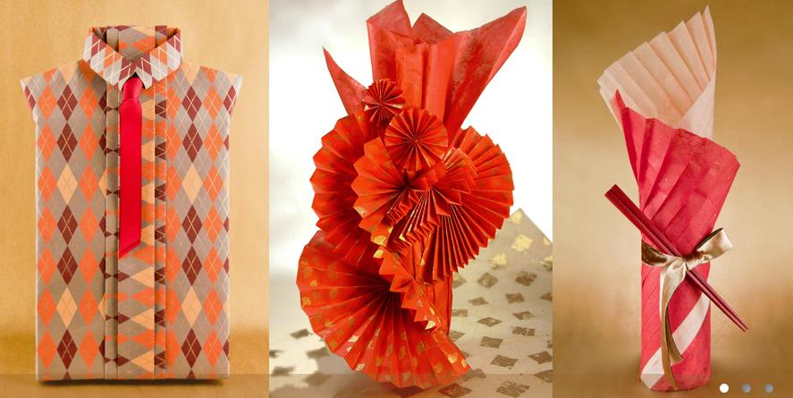 Wrap your Christmas gifts the Japanese way and impress your family ...