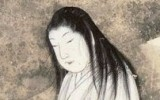 Yuki Onna, the snow ghost