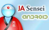 JA Sensei designed for tablets